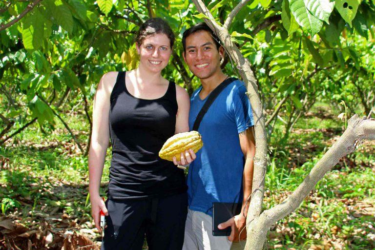 Corinna & Alex Camacho